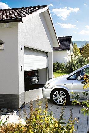 Portöppnare / portautomatik / garageportöppnare