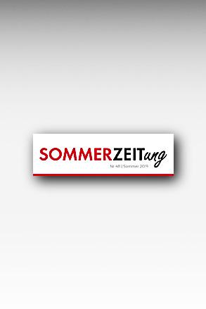 SOMMER ZEITung